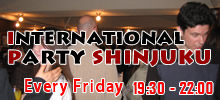 International Party Shinjuku